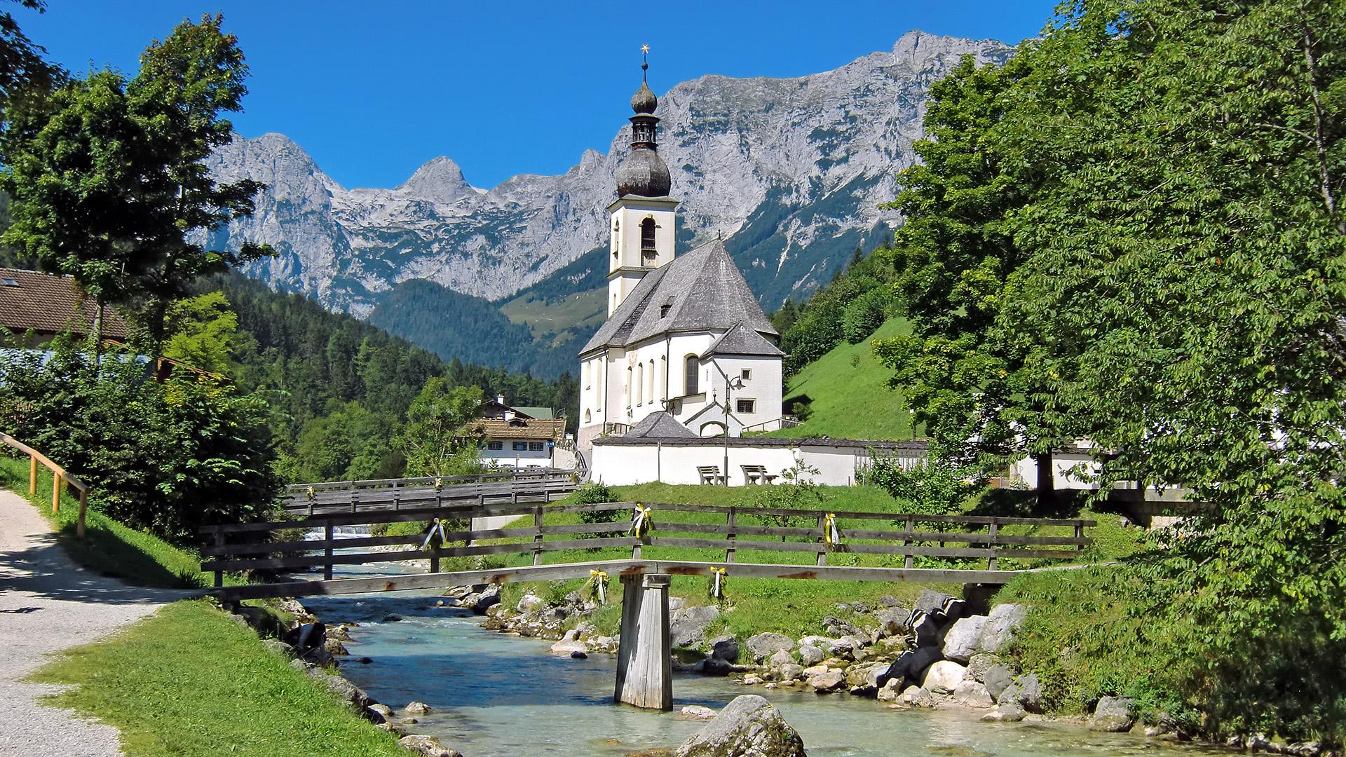 Header Berchtesgadener Land – eine alpine Perle
