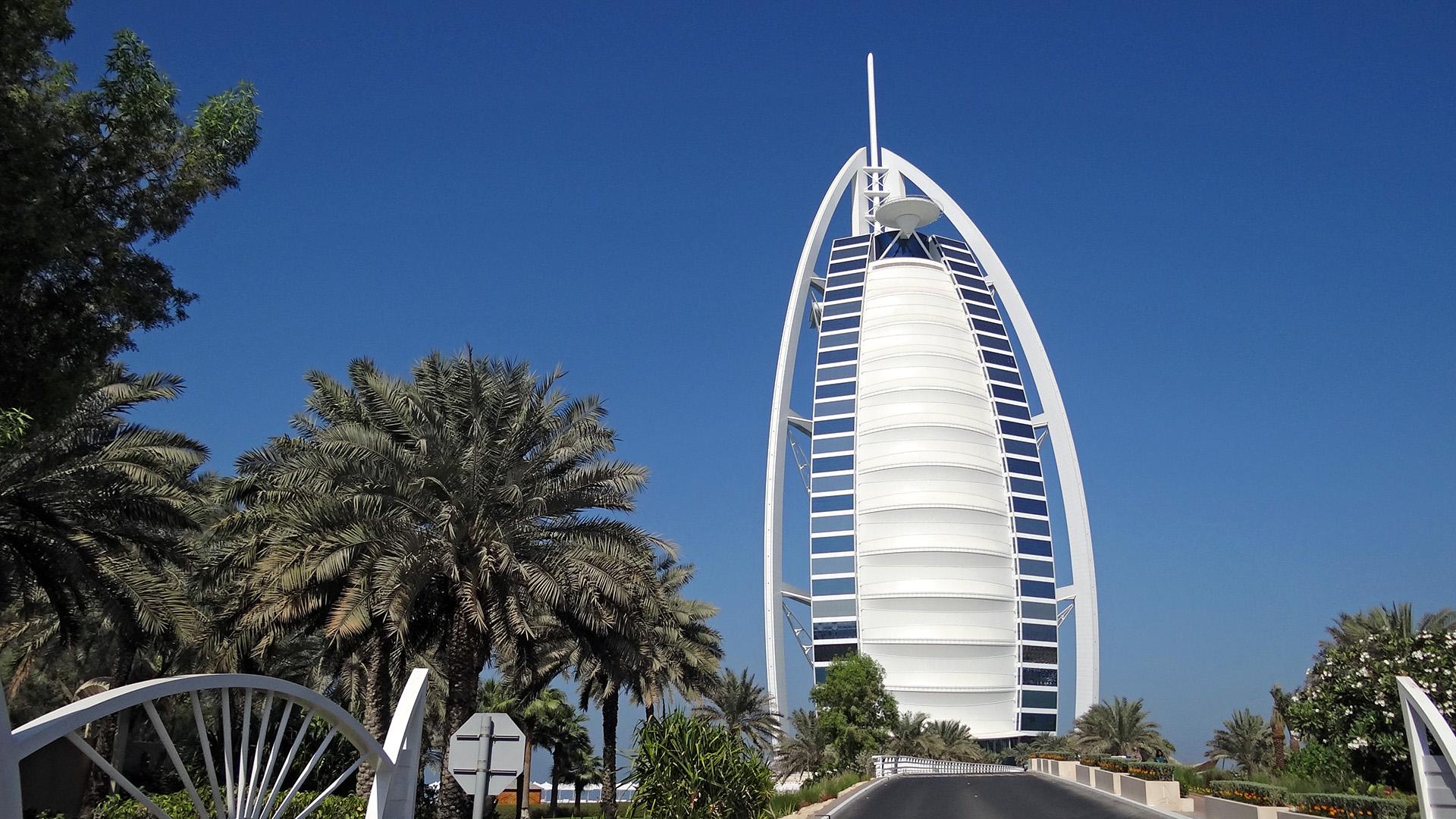 Header Dubai – das Übermorgenland