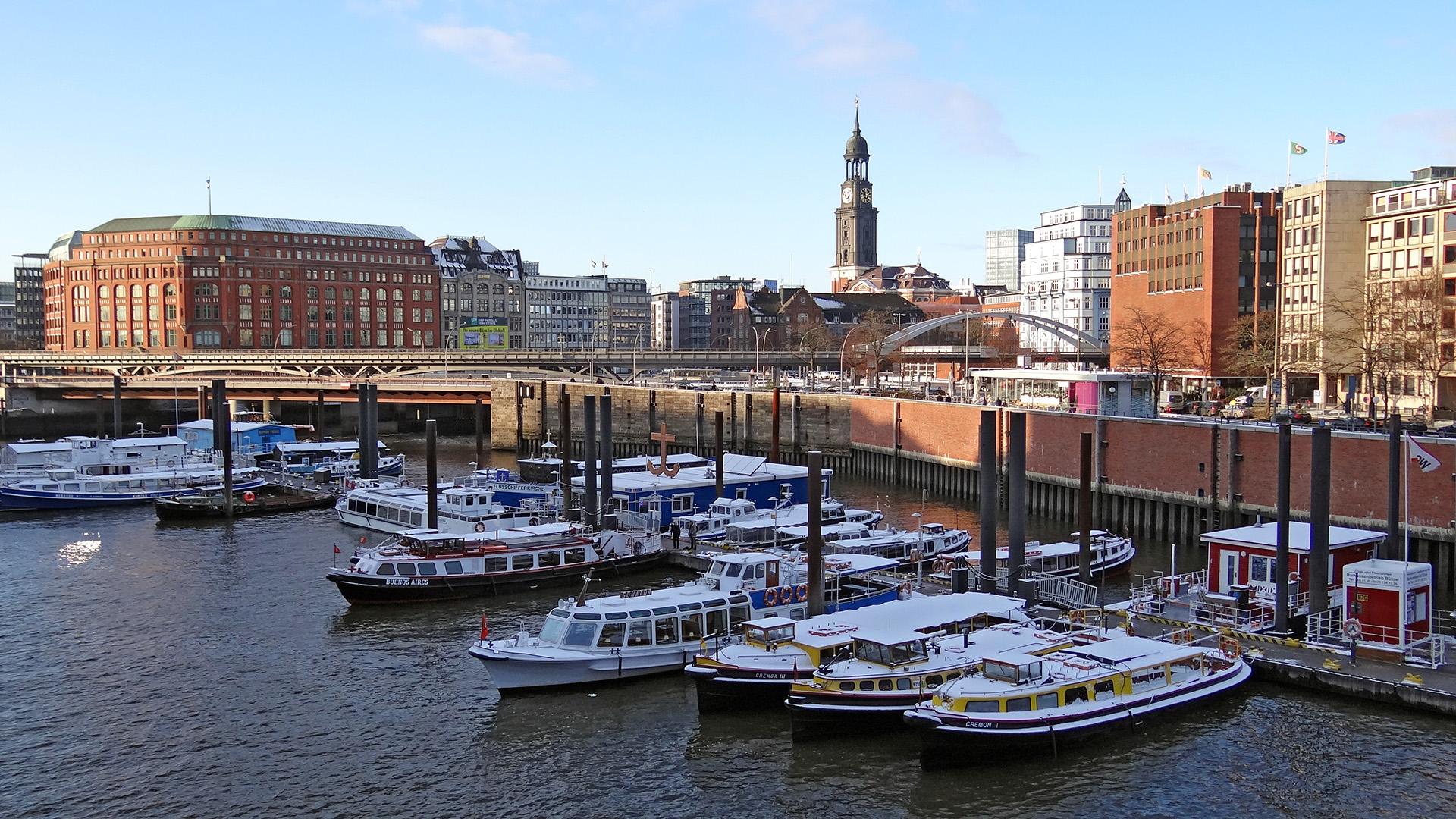 Header Hamburg / Flensburg – nah am Wasser gebaut