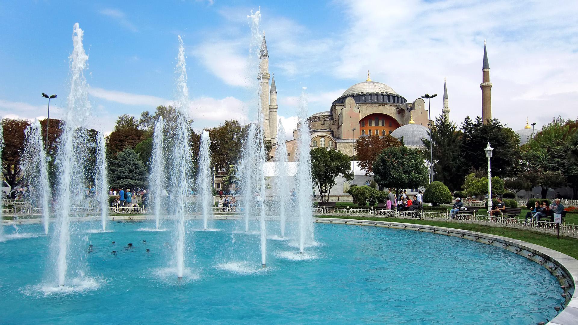 Header Istanbul – Schmelztiegel der Kulturen