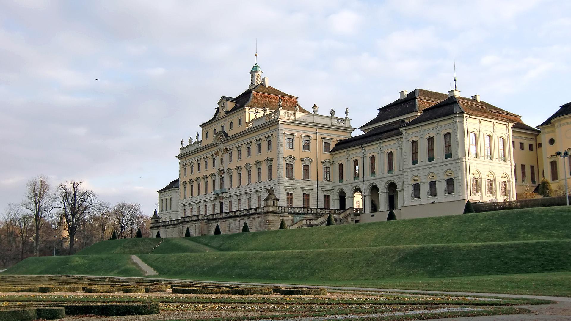 Header Ludwigsburg – weihnachtliches Barock
