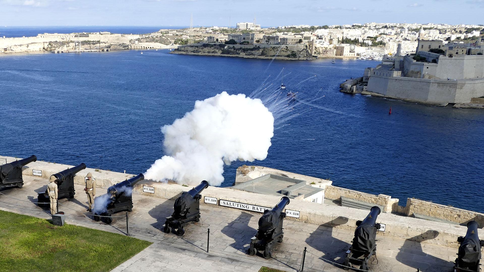 Header Malta – Spielball der Eroberer