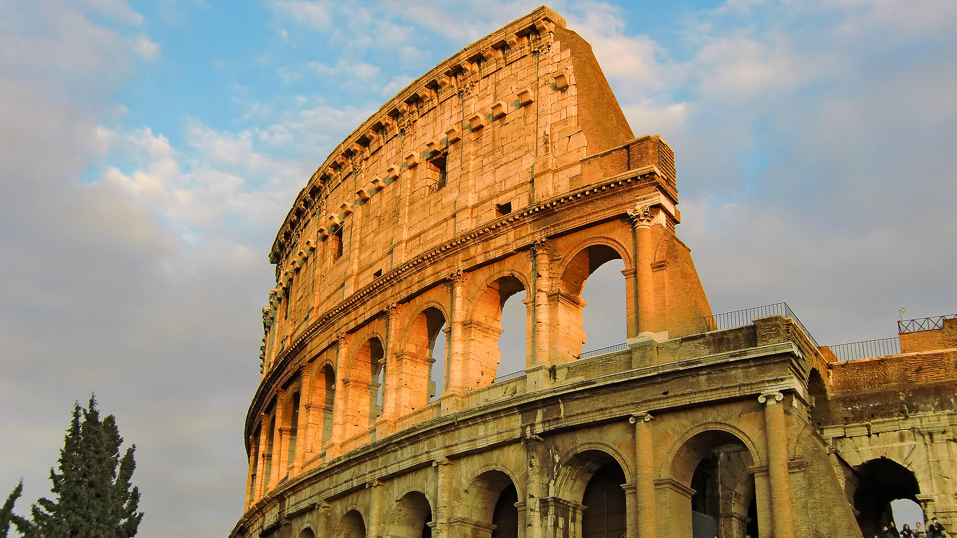 Header Rom – die ewige Stadt