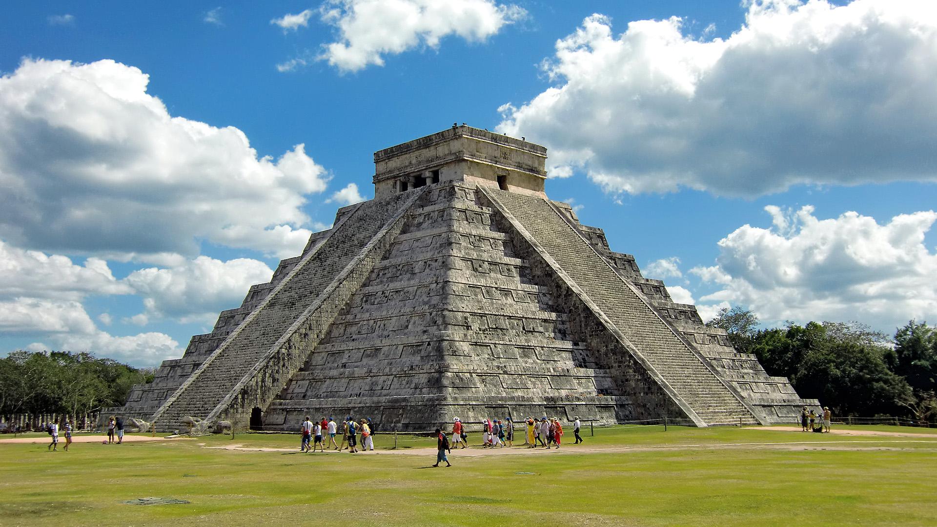 Header Yucatán – das Land der Mayas